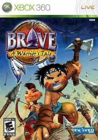 Descargar Brave A Warriors Tale [MULTI5] por Torrent